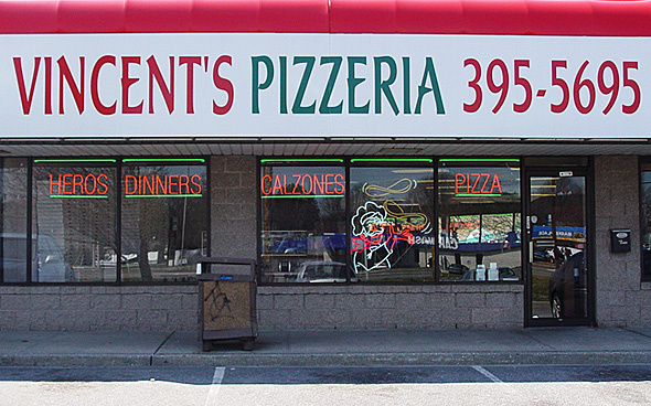 want to know about Vincent's Pizza